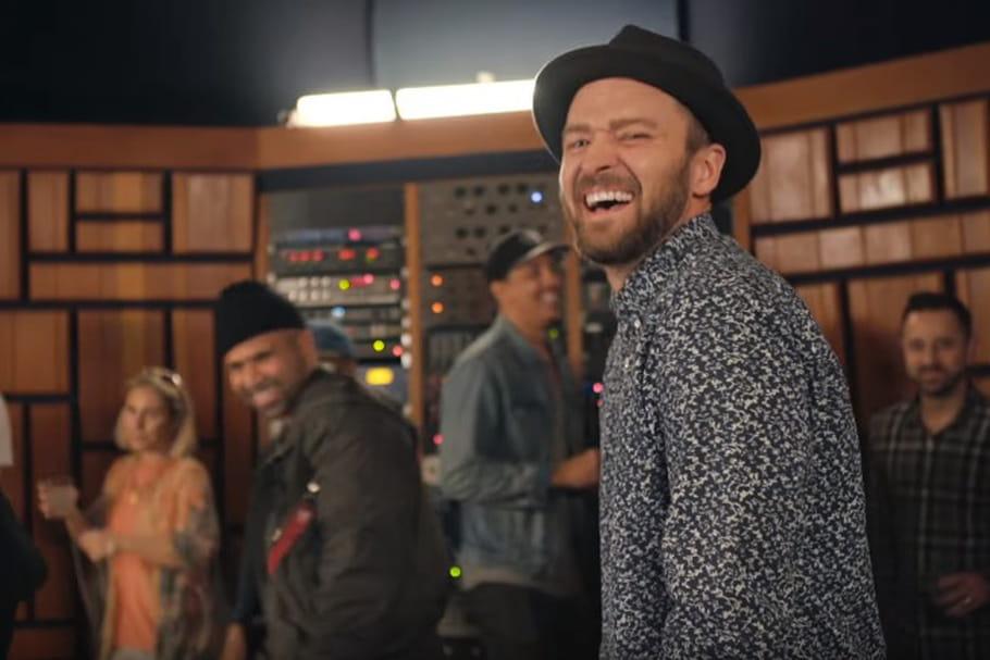 Justin Timberlake est de retour avec le tube de l'été