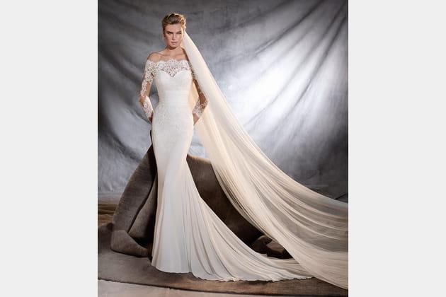 Robe de mariée Orsa, Pronovias