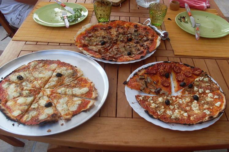 Pizza 100% maison