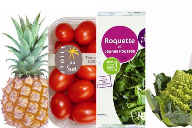 Fruits et légumes-Saveurs de l'Année 2011