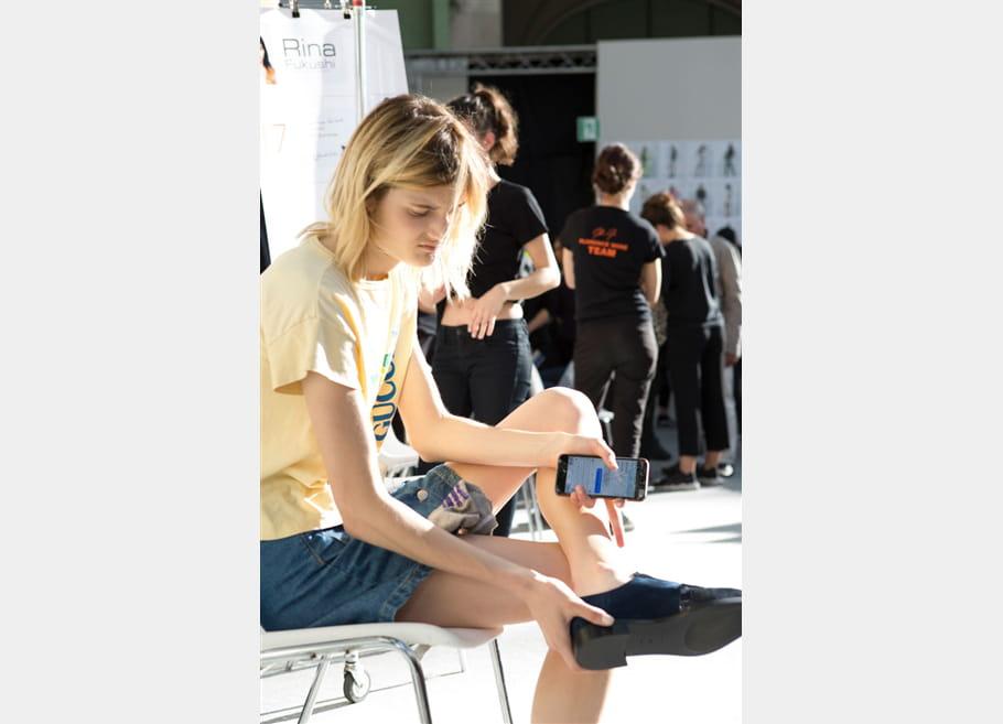 Barbara Bui (Backstage) - photo 9