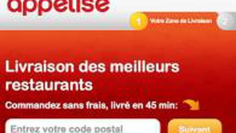 Appetise.fr met vos menus préférés à portée de clics