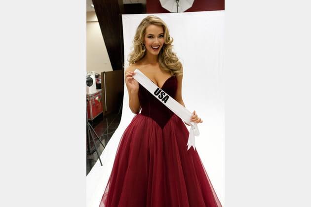 Miss Etats-Unis, Olivia Jordan