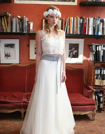 Robe de mariée Blandine