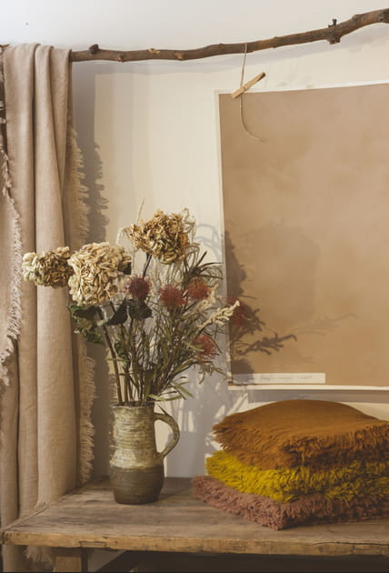 L'objet du désir: le plaid en laine vierge lavée de Maison de Vacances