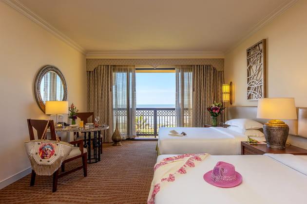 La chambre avec vue sur mer