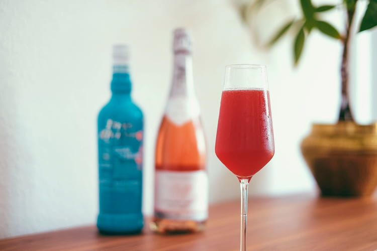 Cocktail Salty Cherry
