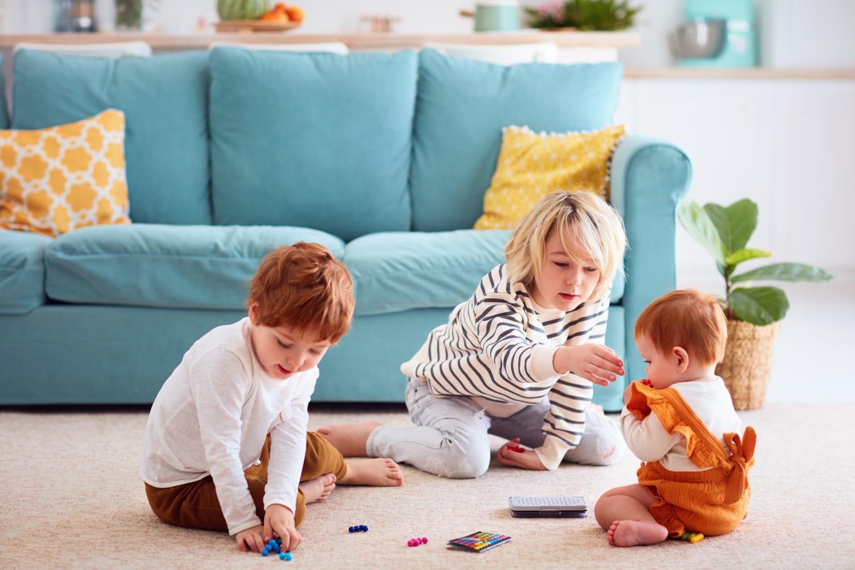 Enfant qui avale un objet: que faire?
