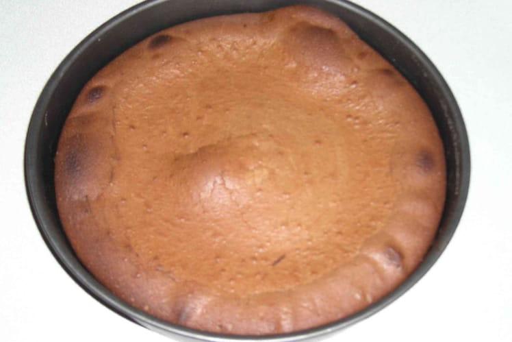Gâteau fondant au chocolat inratable