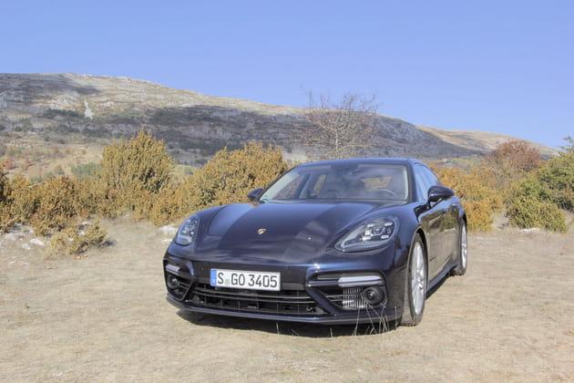 Essai Porsche Panamera Sport Turismo: le break sportif et de luxe