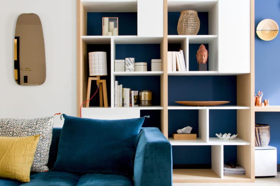 Rangements, autres meubles et accessoires pour bien aménager le salon