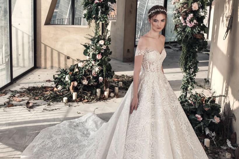 5e5896fcba4ec Top des boutiques de robes de mariée à Paris