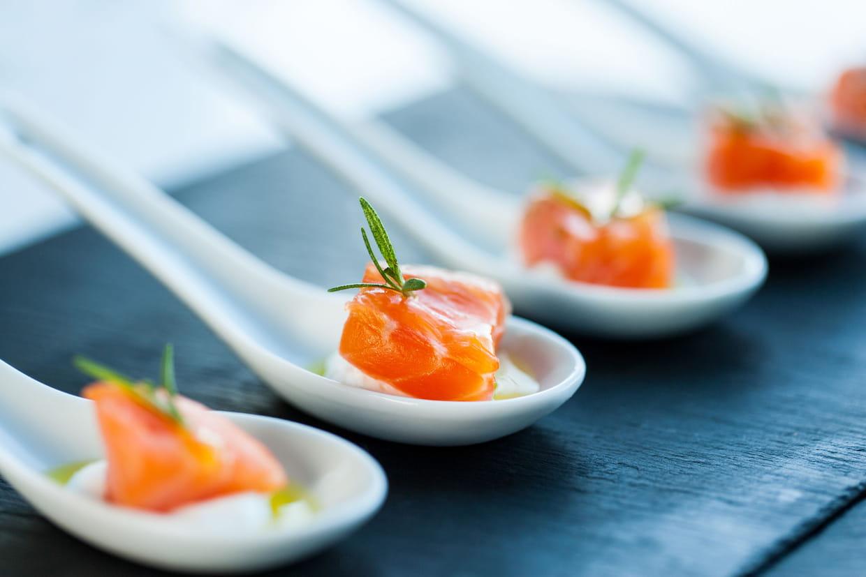 Menu De Noel Grand Chef.90 Recettes De Bouchees Chic Et Festives