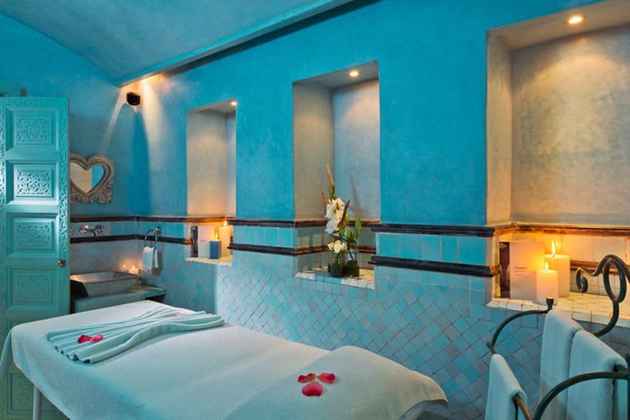 J'ai testé le spa de l'hôtel Tigmiza***** à Marrakech