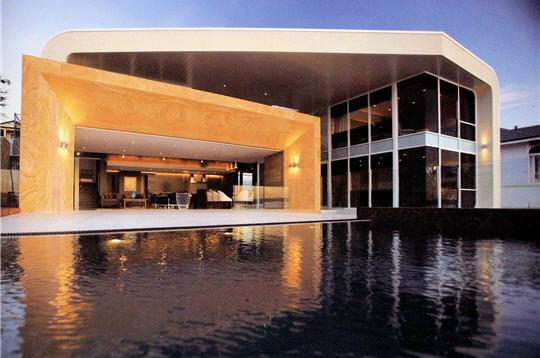 les plus belles maisons d 39 architecte du monde. Black Bedroom Furniture Sets. Home Design Ideas