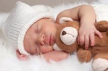 comment choisir le doudou de bébé ?