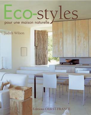 Le livre de la semaine eco styles for Maison eco naturelle