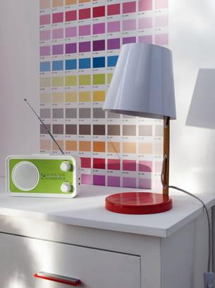 lampe eridan de castorama. Black Bedroom Furniture Sets. Home Design Ideas