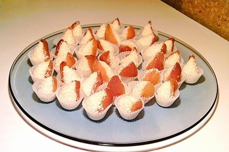 Petits bisous aux abricots