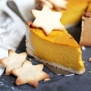 pumpkin pie, tarte à la citrouille