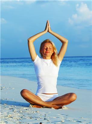 contrôler sa respiration contribue à une meilleure harmonie du corps.