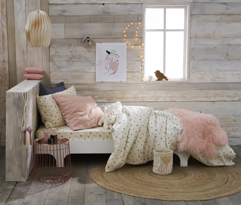 parure star de cyrillus. Black Bedroom Furniture Sets. Home Design Ideas