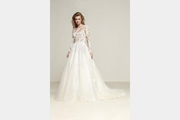 Robe de mariée Drizana de Pronovias