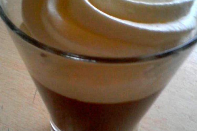 Crème liégeoise au chocolat