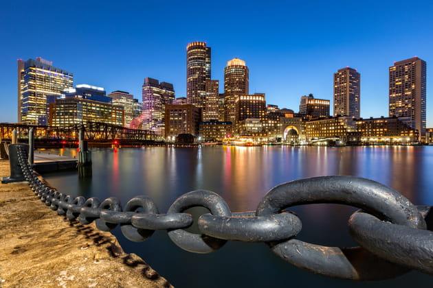 2. Boston, USA