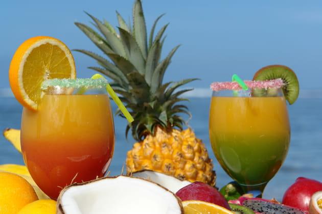 Allez-y mollo sur les boissons alcoolisées et sucrées