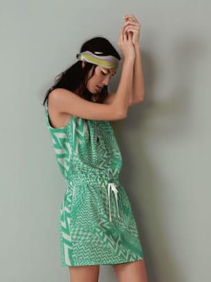 robe motif aztèque de see u soon
