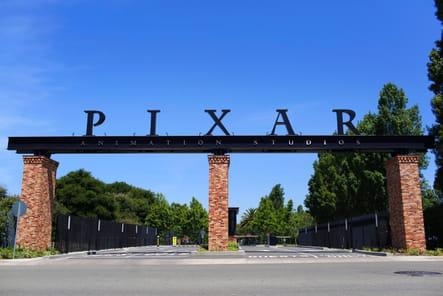 Le Voyage d'Arlo : visite guidée des studios Pixar à San Francisco