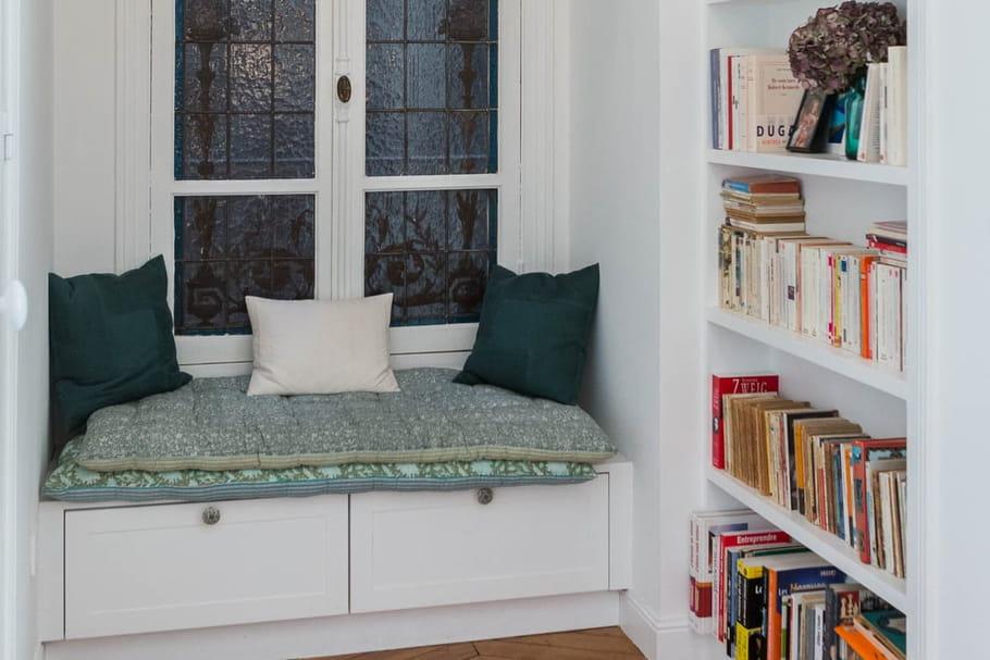 Aménager un coin lecture cosy à la maison