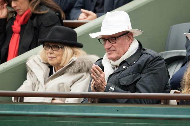 Mireille Darc et Pascal Desprez