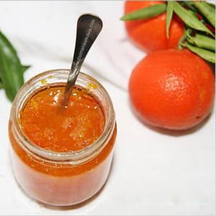 marmelade de mandarine