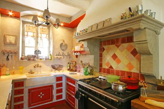 cuisine gourmande. Black Bedroom Furniture Sets. Home Design Ideas
