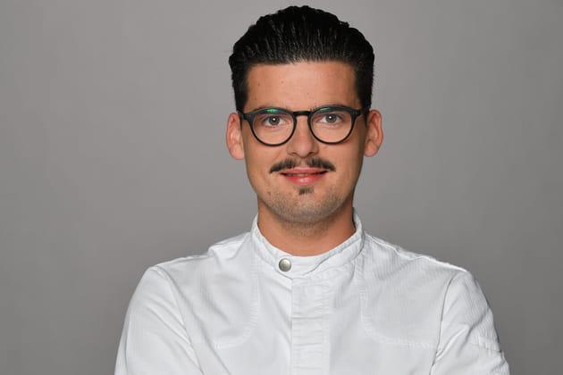 Camille Delcroix, Top Chef 2018