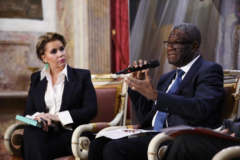 """Denis Mukwege, Prix Nobel de la Paix: """"Ma force vient du courage des femmes victimes"""""""