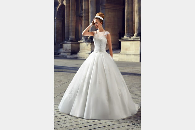 Robe de mariée Champerret, Pronuptia