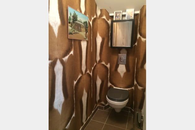 Des toilettes exotiques