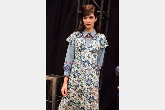 Anna Sui (Backstage) - photo 35