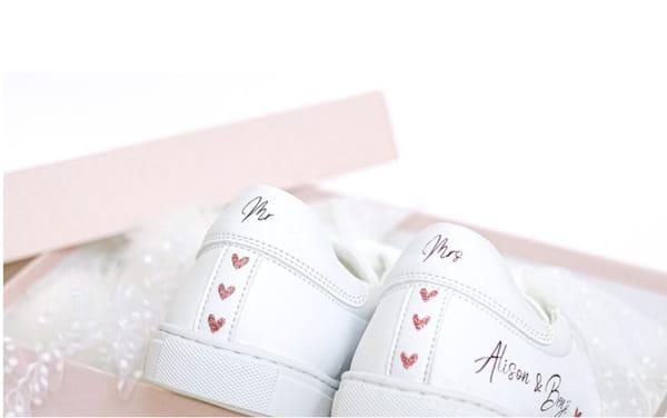 Sneakers-just-married-Meryl-Suissa