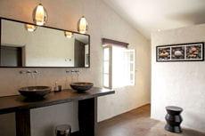 La salle de bains feng shui