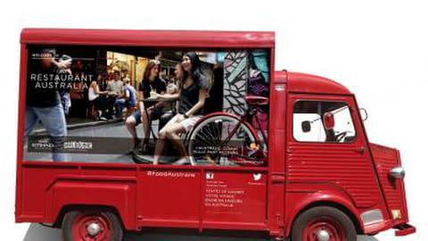 Alexis Braconnier food truck australien paris