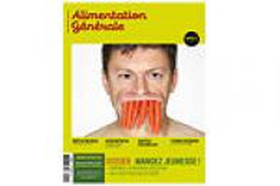 Alimentation Générale, nouveau magazine consacré à l'alimentation
