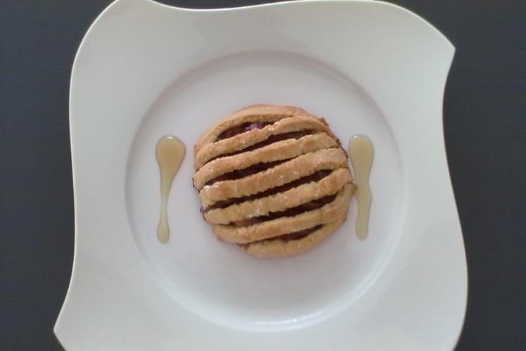 Mini-tartelettes aux figues