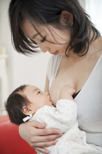 après l'accouchement, certaines femmes développent une hypothyroïdie pendant