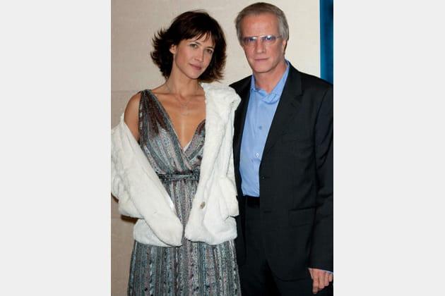 Sophie Marceau et Christophe Lambert séparation homme de chevet