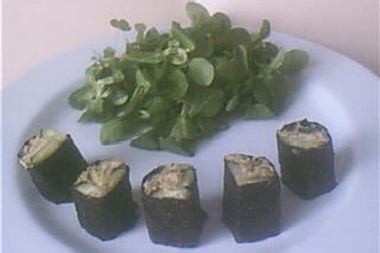 Maki sushi au thon