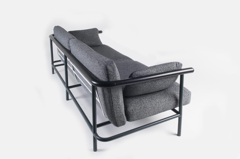 canap x ray par alain gilles. Black Bedroom Furniture Sets. Home Design Ideas